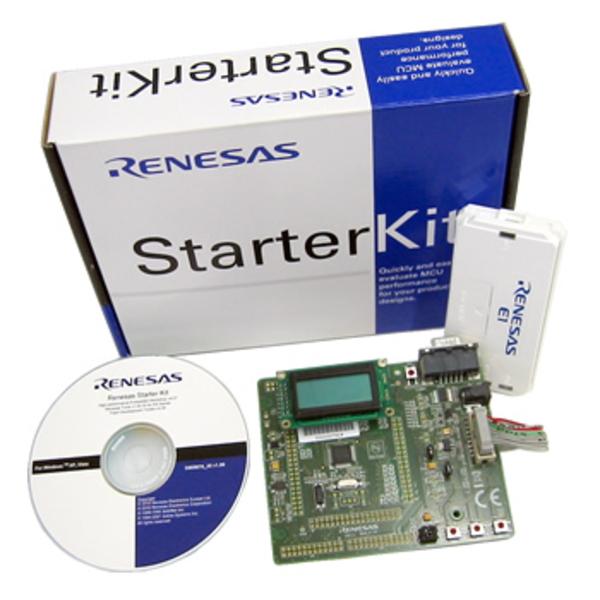ルネサスエレクトロニクス Renesas Starter Kit for RL78/G13 【R0K50100LS000BE】