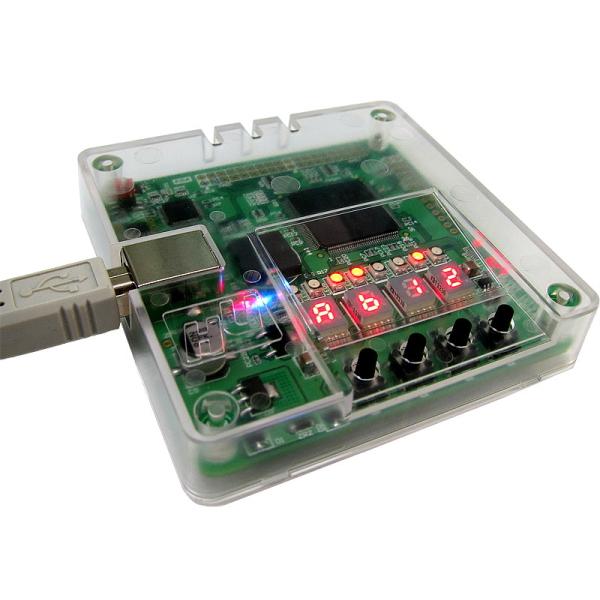ヒューマンデータ FPGA Spartan-6搭載 教育用ボード 【EDX-007】
