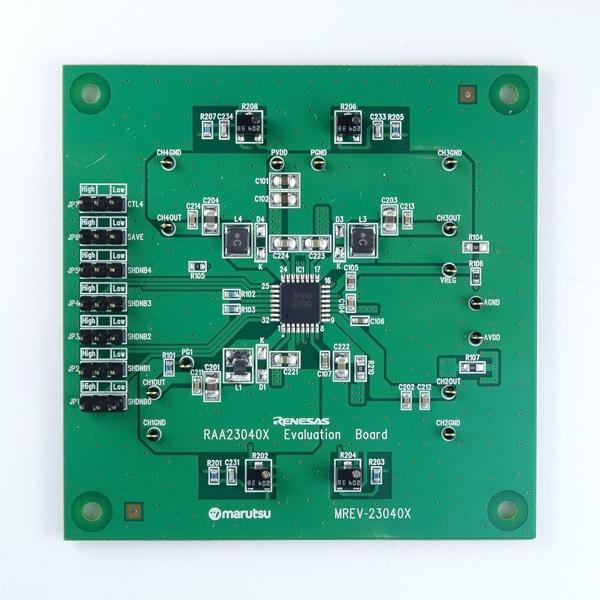 マルツエレック 電源IC評価基板 【MREV-23040X】