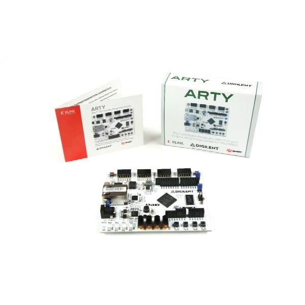 ザイリンクス Artix-7 35T Arty FPGA Evaluation Kit 【AES-A7MB-7A35T-G】