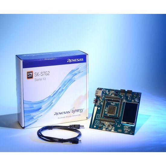 Renesas Synergy キット S7G2 Starter Kit SK-S7G2 【YSSKS7G2E30】
