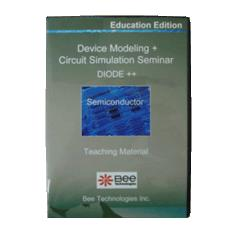 ビー・テクノロジー デバイスモデリング教材 ダイオードモデル+ノイズシミュレーション編 【デバイスモデリング教材】