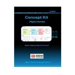ビー・テクノロジー バイポーラステッピングモータ制御回路 【Concept Kit 002】