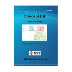 ビー・テクノロジー 降圧コンバータ(アベレージモデル) 【Concept Kit 003】