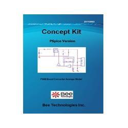 ビー・テクノロジー 昇圧コンバータ(アベレージモデル) 【Concept Kit 005】