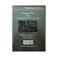 ビー・テクノロジー SPICE デザインキットRCC回路 【Design Kit 002】