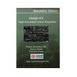 ビー・テクノロジー SPICE デザインキット 高精度リニアレギュレータ 【Design Kit 004】
