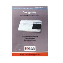 ビー・テクノロジー SPICE デザインキット D級アンプ 【Design Kit 005】