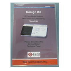 ビー・テクノロジー SPICE デザインキット ステッピングモータドライブ回路 【Design Kit 008】