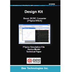 ビー・テクノロジー SPICE デザインキット DCDCコンバータ 【Design Kit 013】