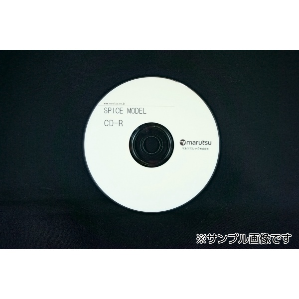 ビー・テクノロジー 【SPICEモデル】SANYO DL-3038-033[PSpice 1.0] 【DL-3038-033_CD】