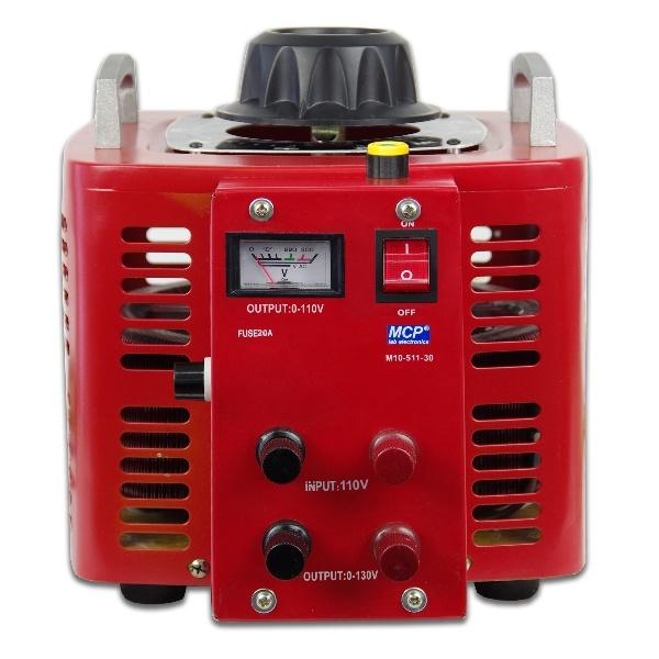 MCPJAPAN 電圧調整器(100VAC/3000VA)【M10-511-30】