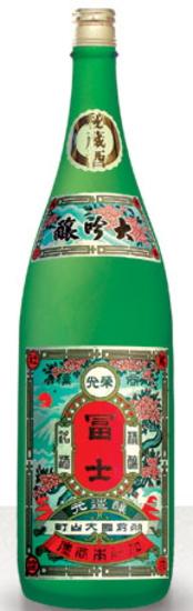 栄光冨士 大吟醸5年古酒 秘蔵酒 1800ml 箱なし 【お取寄せ品】2~3週間お時間かかることがあります。