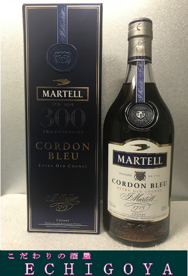 マーテル コルドンブルー 40度 700ml 正規品