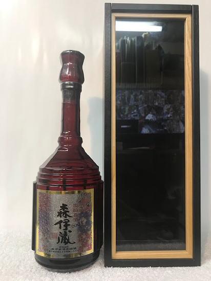 森伊蔵 楽酔喜酒 2004 木箱入り 25度 600ml