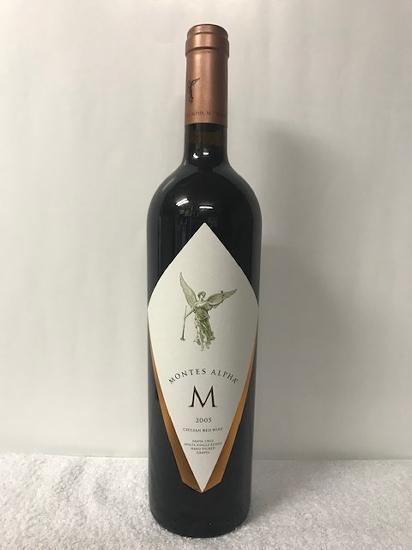 (正規品)モンテスアルファ M 2005年 750ml