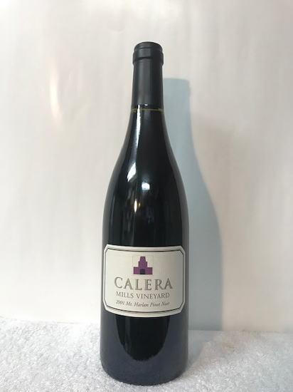 CALERA MILLS カレラ ミルズ 2001年 マウント ハーラン ピノ・ノワール 750ml 赤ワイン