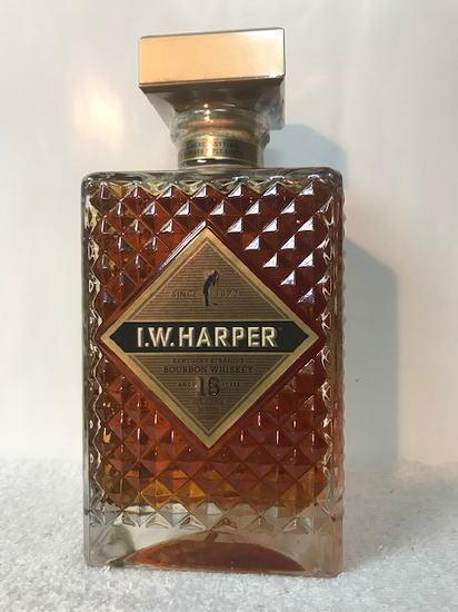 I.W.ハーパー 15年 43度 750ml