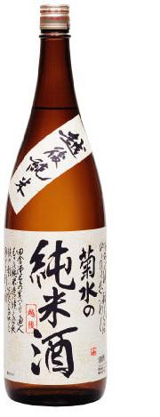 送料無料!! 菊水の純米酒 720ml×12本 【お取寄せ品】2~3週間お時間かかることがあります。【0501_free_f】