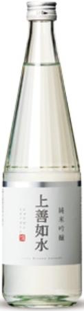 白瀧 上善如水 純米吟醸 720ml×12本
