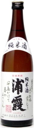 浦霞 純米酒 720ml×12本