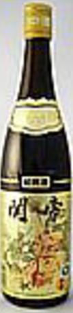 関帝陳年10年花彫酒 [金ラベル] 17度 600ml×12本
