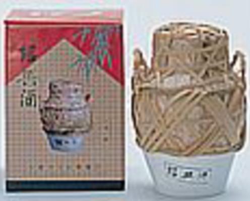 特選竹編紹興酒 [壺] 17度 1L×6本