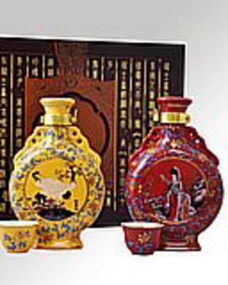 越王台陳年30年・25年花彫酒 [壺] 300ml (2本セット×4)