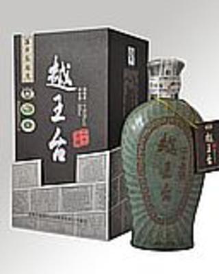 越王台陳年20年花彫酒 [青磁] 16度 500ml×6本