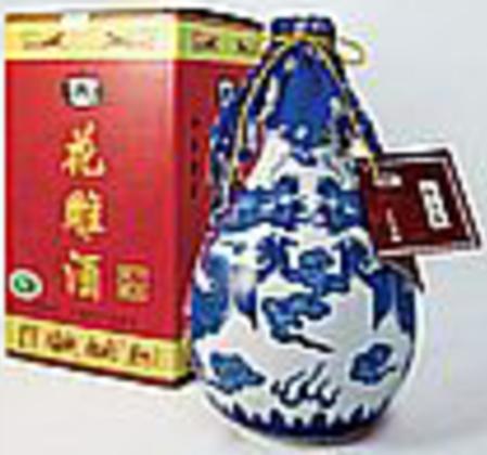 越王台陳年10年花彫酒 [白磁] 16度 500ml×12本