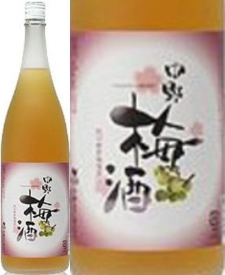 中野梅酒 14度 1800ml×6本