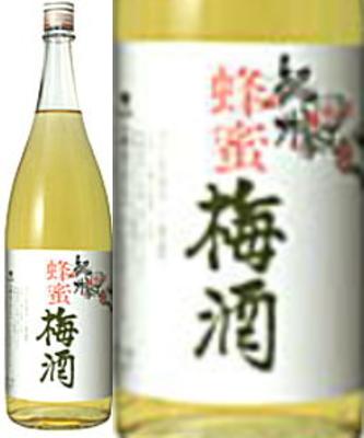 紀州 蜂蜜梅酒 12度 1800ml×6本