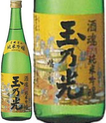 玉乃光 純米吟醸 酒魂 720ml×6本
