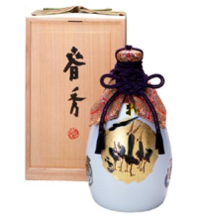 受注生産の為お取寄せ品 沢の鶴 春秀 大吟醸 壷詰 2700ml 【お取寄せ品】2~3週間お時間かかります。