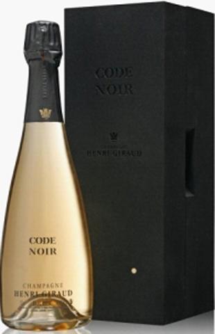 幻 の シャンパーニュ アンリ・ジロー コード・ノワール 箱付 750ml 白 750ml(フランス スパークリング・ワイン)