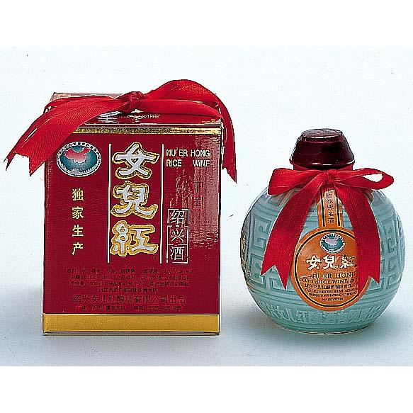 女児紅酒 [壺] 16度 500ml×12本