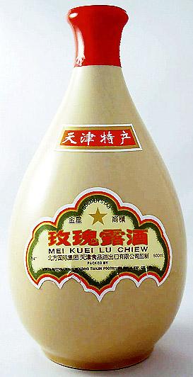 天津メイクイ露酒 [壺] 54度 500ml×12本
