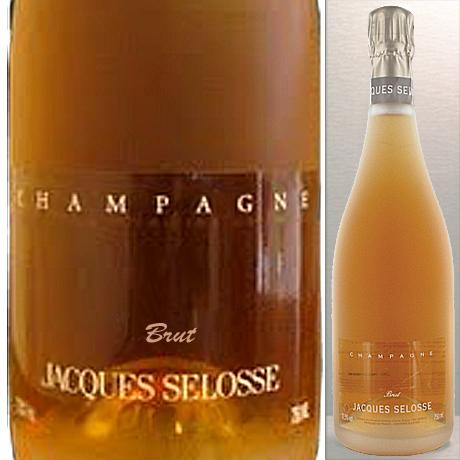送料無料のお買い得!! シャンパーニュ ジャック・セロス ロゼ・ブリュット (フランス-スパークリング・ワイン) 750ml