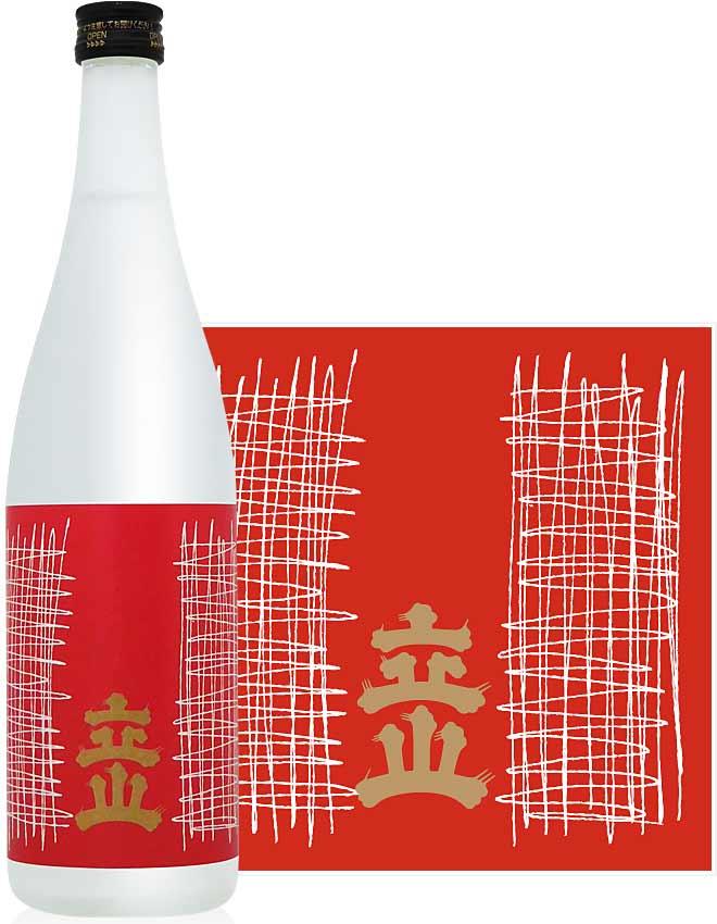 立山 吟醸 720ml×12本 立山酒造(富山県) 日本酒 清酒