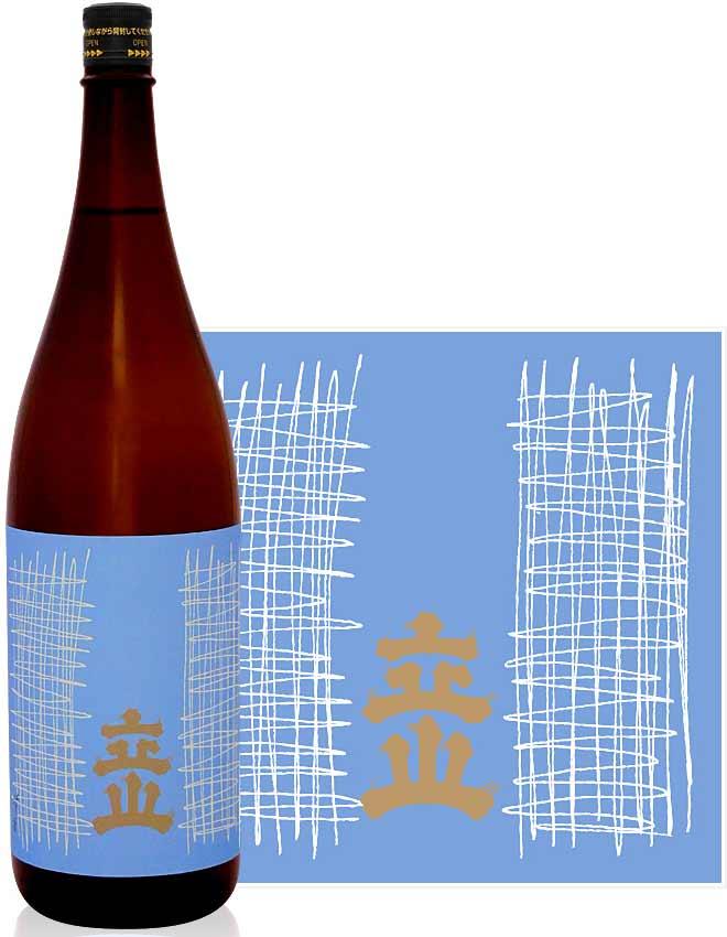 ケース買いで送料無料のお買得!! 立山 本醸造 1800ml×6本 立山酒造(富山県) 日本酒 清酒 1.8L
