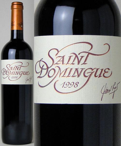 フランス・ボルドー・サンテミリオン(赤)/サン・ドマング[1998]