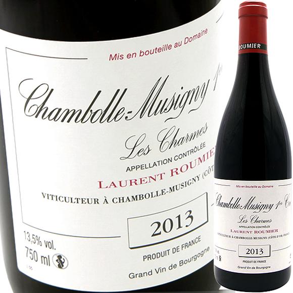 シャンボール・ミュジニー・レ・シャルム [2015]ローラン・ルーミエChambolle-Musigny les Charmes Laurent Roumier