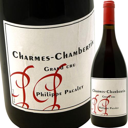 シャルム・シャンベルタン [2007] フィリップ・パカレPhilippe Pacalet CHARMES CHAMBERTIN