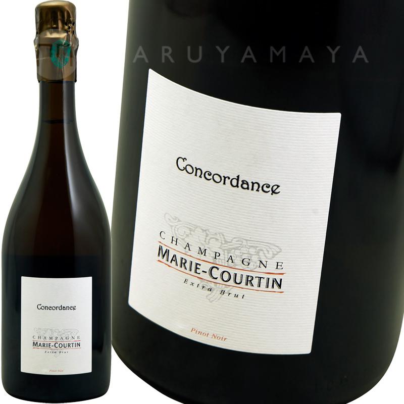 コンコルダンス エクストラ・ブリュット [N.V] マリー・クルタンMarie Courtin Concordance Extra Brut