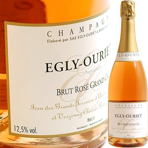 ブリュット・ロゼ・グランクリュ [N.V] エグリ・ウーリエEgry Ouriet Brut Rose G.C.
