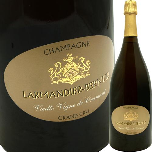シャンパーニュ・ヴィエイユ・ヴィーニュ・デ・クラマン・ミレジメ (マグナム) [2005]ラルマンディエ・ベルニエLarmandier Bernier Vieille Vigne de Cramant Grand Cru Extra Brut 1,500ml