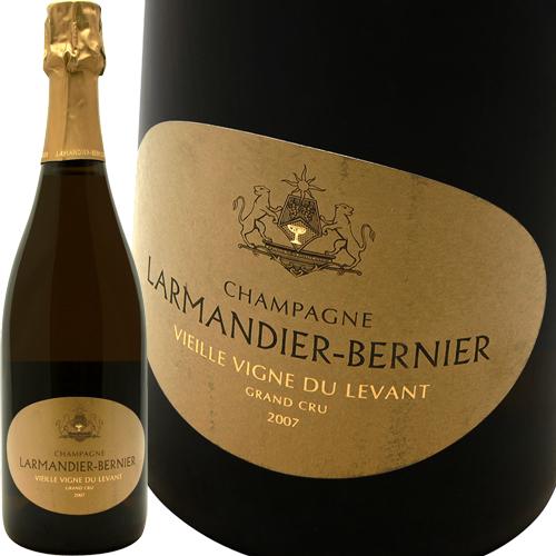 【送料無料】ヴィエイユ・ヴィーニュ・デュ・ルヴァン ミレジメ [2007] ラルマンディエ・ベルニエLarmandier Bernier Vieille Vigne du Levant Grand Cru Millesime Extra Brut