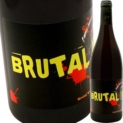 ブリュタル・アンフォラ [2014] ロクタヴァンl'Octavin Brutal Amphore (Trousseau)