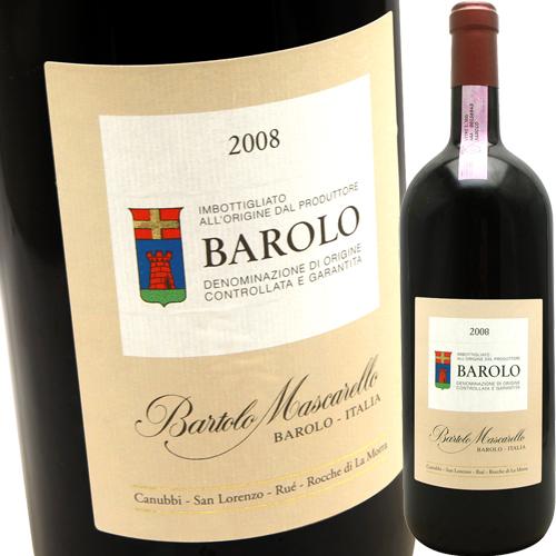 バローロ 1500ml [2009] バルトロ・マスカレッロBartolo Mascarello Barolo MAG