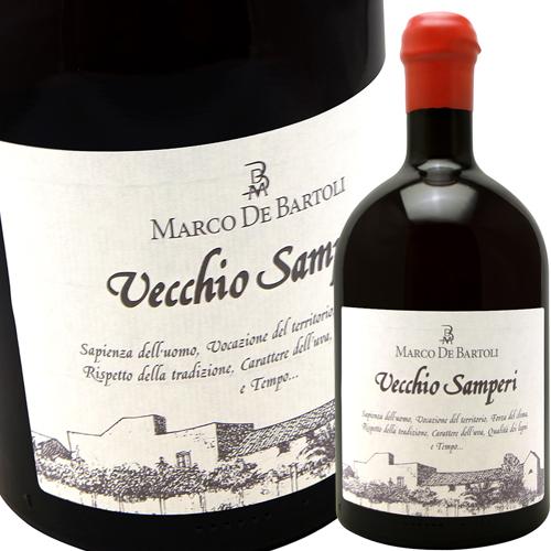 ヴェッキオ・サンペーリ 1,500ml(マグナム) [NV] マルコ・デ・バルトリDe Bartoli Vecchio Samperi Mugnum